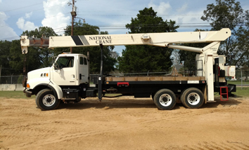 Camiones Boom Trucks de National Crane